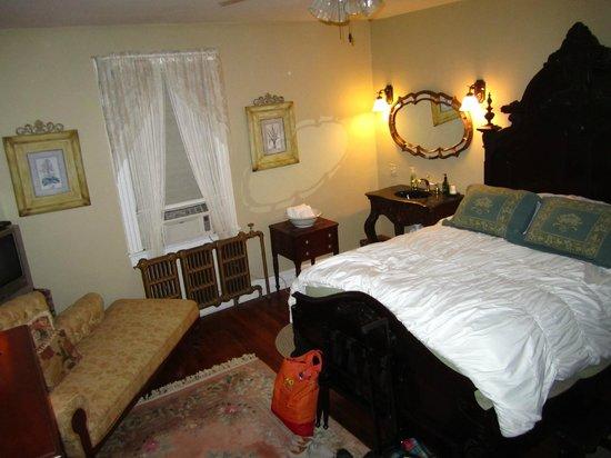 River Line Inn: Bedroom