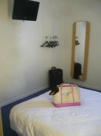 Ibis Budget Rouen Centre Rive Gauche: Bedroom