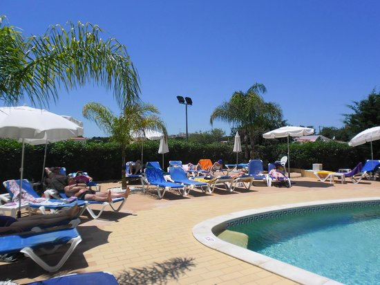 Velamar Boutique Hotel: pool side