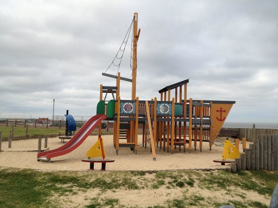 Gorleston-on-Sea, UK: Play area