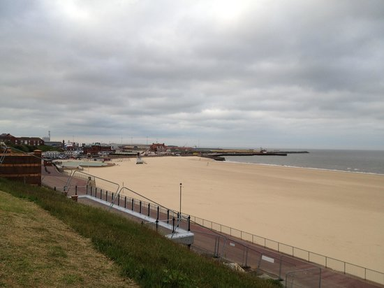 Gorleston-on-Sea, UK: Lovely beach