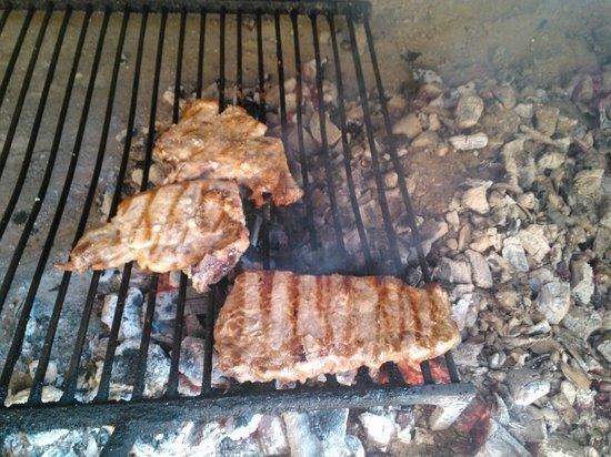 Mediteraneo: Famous grill