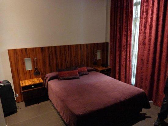 Hotel California: Habitación