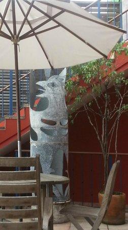 Hotel Villa Santo Antonio: Mit schöner Kunst ausgestattet