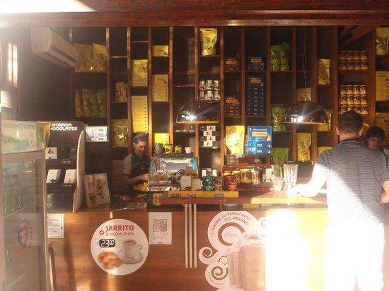 Водопады Игуасу: Loja da Havana Cafe