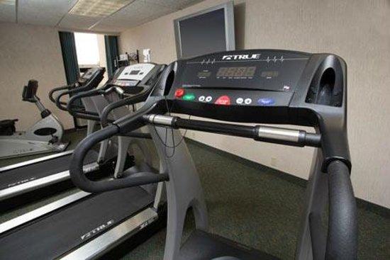 Drury Inn & Suites Kansas City Airport: Fitness Center