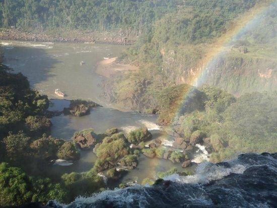 Iguazu Falls: Rio Iguazu