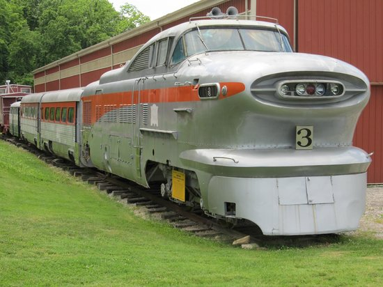 Museum of Transportation: Traveled between Rock Island and Peoria