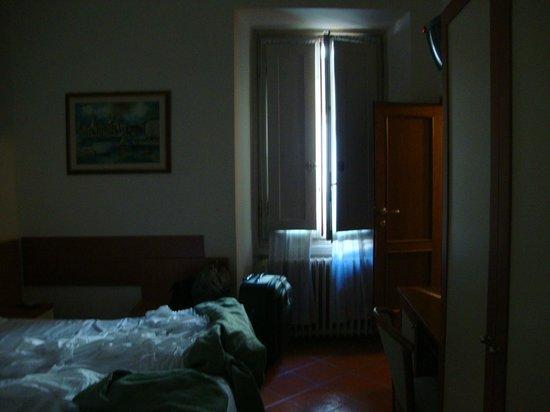 Hotel Maxim: quarto