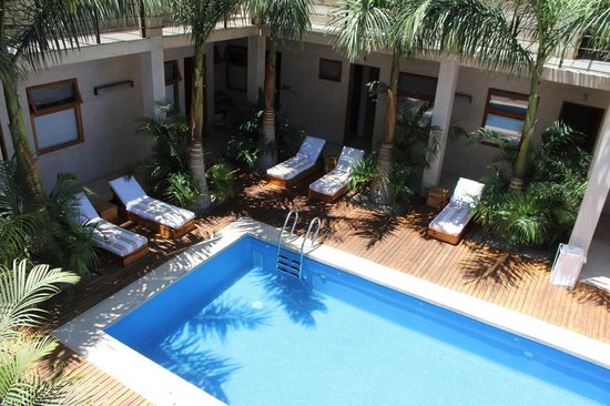 Hotel Casa Tota: Pool
