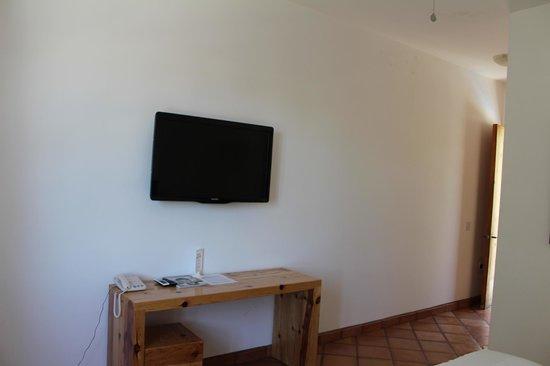 Hotel Casa Tota: Flat Screen