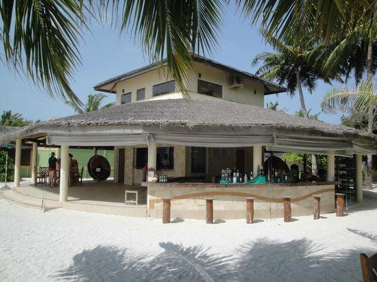 Paradise Island Resort & Spa: Beachbar / Surferpoint