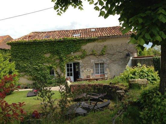Manoir de Longeveau : Lovely Jubbly