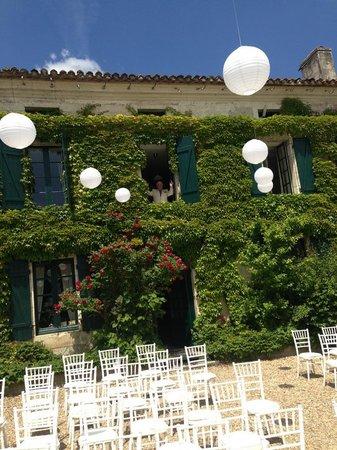 Manoir de Longeveau : Wedding day