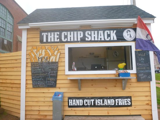 The Chip Shack : the New and improved Chip Shack.. yipppeeee!!!!!! Love it!! xox <3