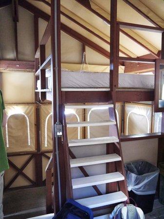 Concordia Eco-Resort: Lofts in Eco-tent