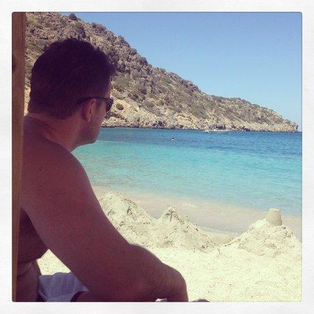 Daios Cove Luxury Resort & Villas: Beach