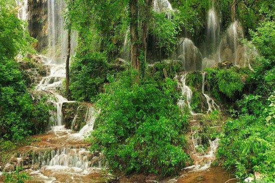 Bend, Τέξας: Gorman Falls