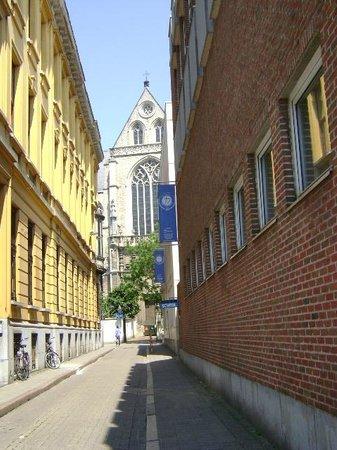 St Jacobskerk (St James's Church): St. Jame´s Church, Amberes, Bélgica.