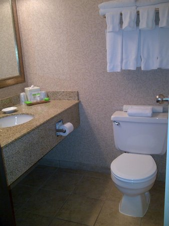 Red Lion River Inn: Bathroom