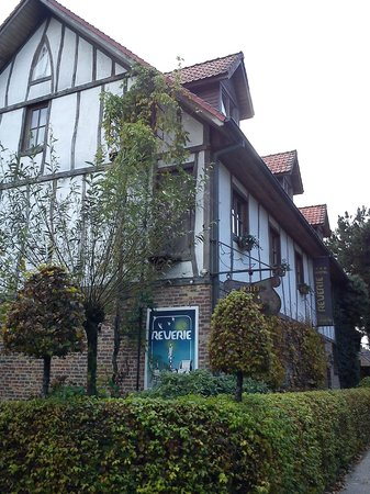 Exterior of Hotel Reverie