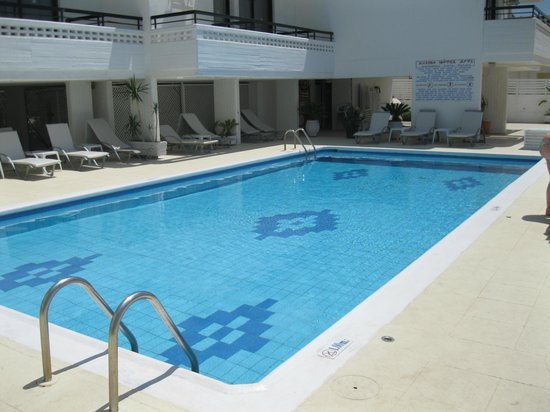 Pool Picture Of Agrino Hotel Apartments Ayia Napa