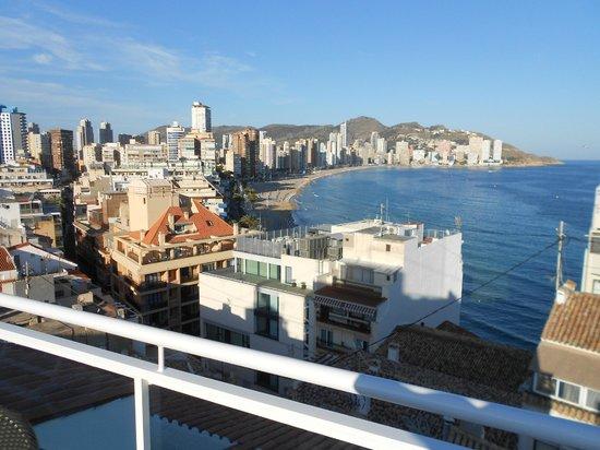 Hotel Centro Mar : Desde la piscina
