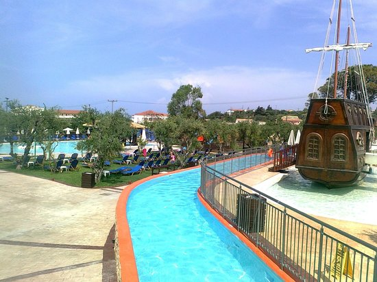 Planos Bay Apartments Hotel: Hotel Water Park