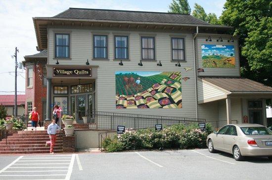 Quilt Shop Picture Of Kitchen Kettle Village Intercourse