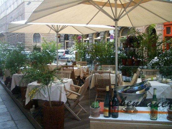 Restaurant Lebenbauer: Outdoor
