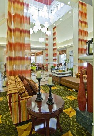 Hilton Garden Inn Jackson/Pearl: Lobby