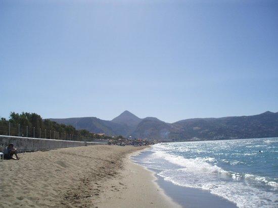 Marilena Hotel: Море