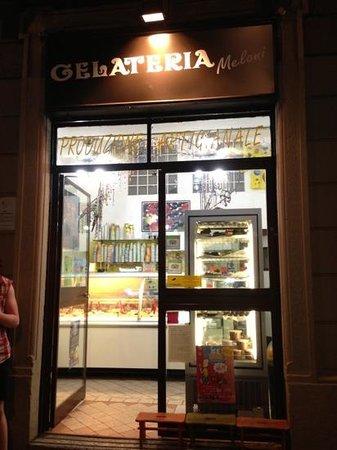 Gelateria Meloni : eccolaaa