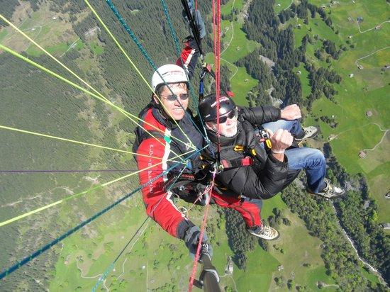 Paragliding Jungfrau: Paragliding Grindelwald