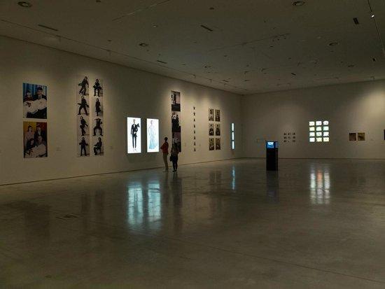 MOCAK Museum of Contemporary Art in Krakow : La sala