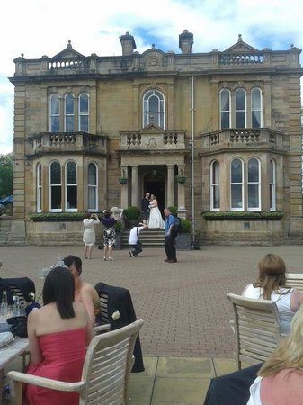 Moorpark House Hotel: The stunning venue