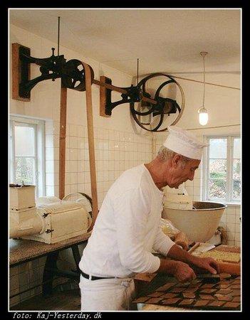 Frilandsmuseet Hjerl Hede: Bageriet