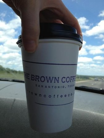 The Brown Coffee Co