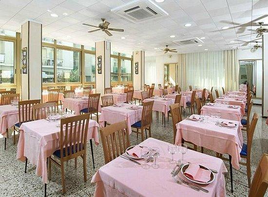 Hotel Solmar: sala da pranzo
