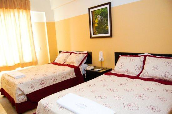 Hotel Copoazu: Double room