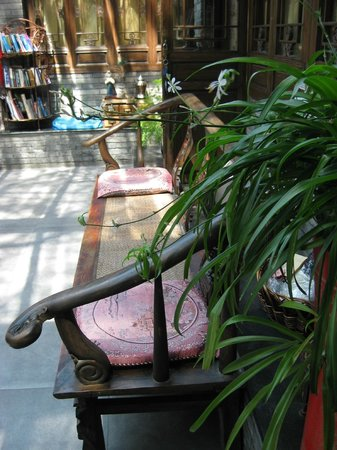 Kellys Courtyard : Lovely hutong