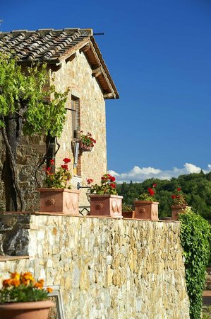 Agriturismo Podere Felceto : Exterior of main dwelling