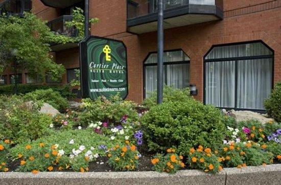 Cartier Place Suite Hotel: Hotel Exterior
