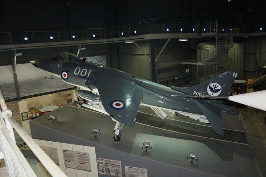 Fleet Air Arm Museum: Harrier