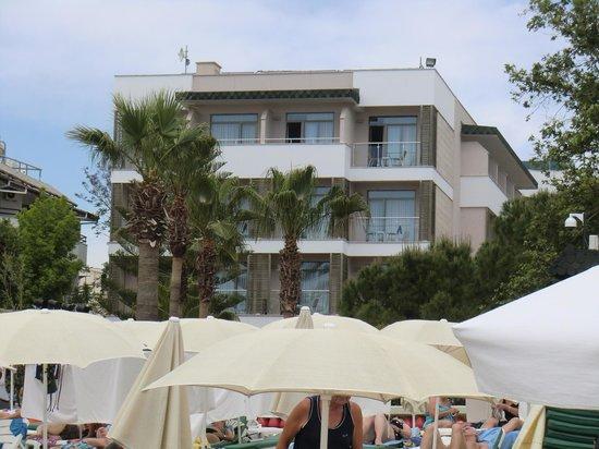 Trendy Hotels Side Beach: Ein tolles Hotel,sehr sauber u.freundliches Personal.wir Kommen wieder.