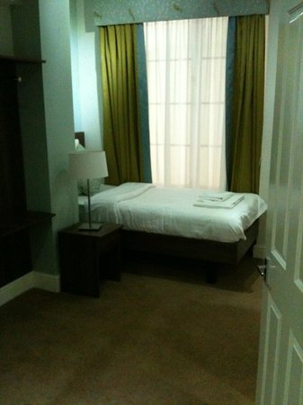Hyde Park Boutique Hotel: Twin room