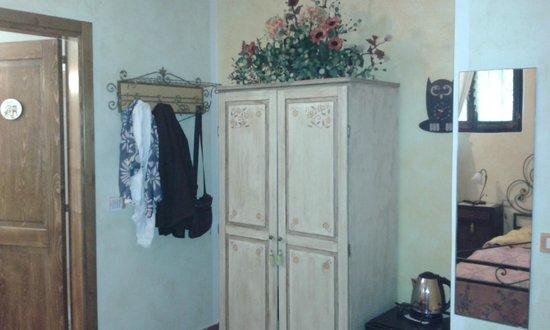 "Bed&Breakfast Silent Valley: angolo della camera ""G. Klimt"""