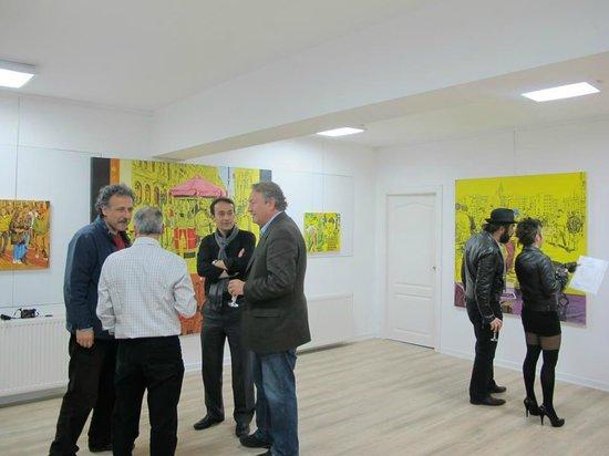 Galeri Soyut: İsmail Üner Sergisi