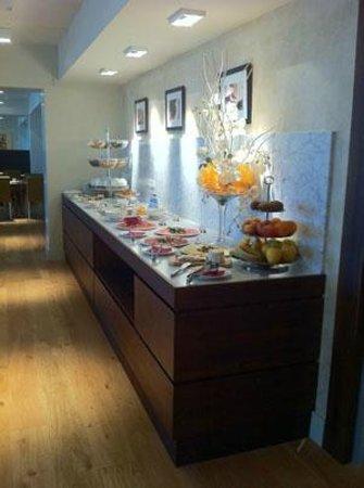 Hotel La Tabaccaia: Breakfast