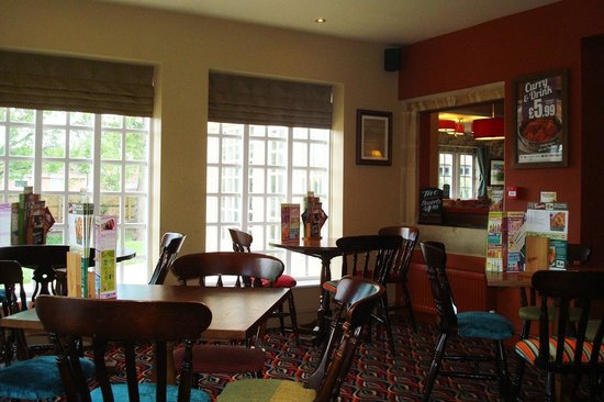 The Wiltshire Yeoman: Some inside tables